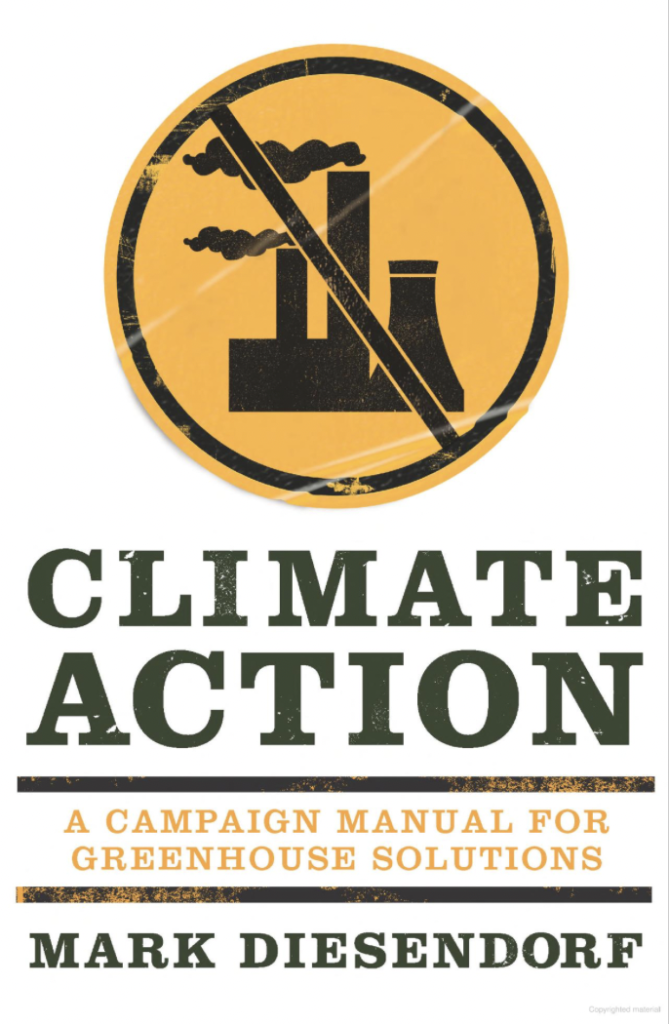 <I>Climate Action A campaign manual for greenhouse solutions</I>, Mark Diesendorf